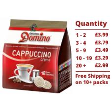 Domino Cappuccino 16 Pods