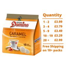 Domino Caramel 16 pods