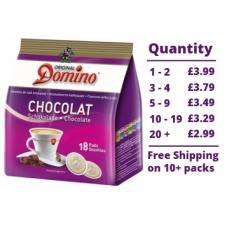 Domino Chocolat 16 Pods