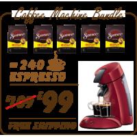 Senseo Espresso Bundle - only £99