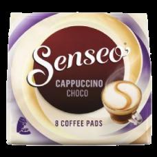 Senseo CAPPUCCINO CHOCO 8pk