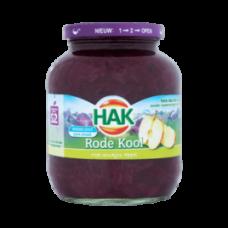 HAK Red Cabbage (RODE KOOL) Jar 700g