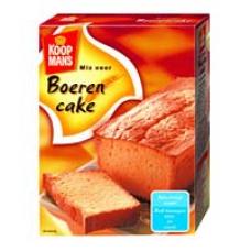 Koopmans farmers Cake mix 400g